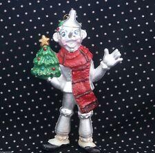 Vintage Kurt Adler Wizard of Oz Tin Man Christmas Ornament SF10