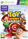 Toy Story Mania Kinect XBOX 360 DISNEY INTERACTIVE