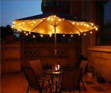 Lampada a olio in Nero terrazzo balcone forma sferica con diametro 18,5/cm per giardino