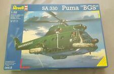 Revell 04412 - Hubschrauber Pums Eurocopter SA330 J Bundespolizei 1:32
