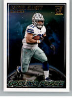 2018 Donruss Ground Force NFL Football Card Base Insert or Holo Pick From List