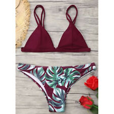 Sexy Women Push Up Bikini Set Swimsuit Swimwear Beach Swim Wear Bathing Suit