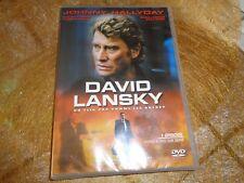 "DVD DAVID LANSKY - ""HONG KONG SUR SEINE"" - AVEC JOHNNY HALLYDAY -  NEUF"
