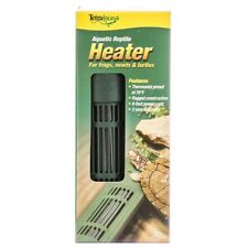 Tetrafauna Aquatic Reptile Heater for Frog/Newt/Turtle 100 Watt(Up to 30 gallons