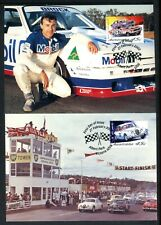 2002 Heroes of Grand Prix Racing - Maxi Cards (6)