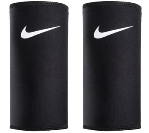 Nike Amp Adult 2.0 Elbow Sleeves (Black/White, Small) NEW
