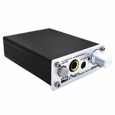 Mini Compact Microphone Amplifier Reverberation Dual 3.5mm and 6.5mm Ports Mic