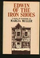 Edwin of the Iron Shoes (Sharon McCone) Muller, Marcia Hardcover Collectible -