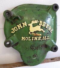 John Deere Sickle Mower Gearbox Cover Z1051-H+