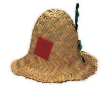 fe935ff81 Farmer Straw Hat In Costume Hats & Headgear for sale | eBay