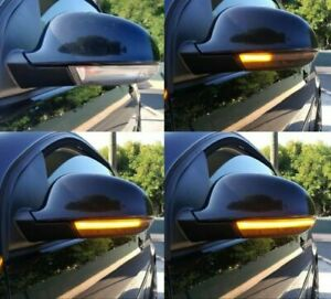 Frecce Led Dinamiche Sequenziali Volkswagen Golf 5 V GTI GTD Passat B6 Plus Eos