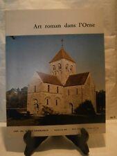 Art de basse Normandie : Art Roman dans l'Orne