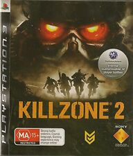 PLAYSTATION 3 KILLZONE 2 PS3 GAME