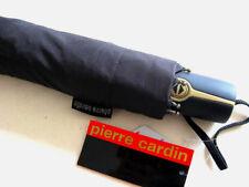 Pierre Cardin stabiler Automatik Regenschirm Herren Stahl schwarz Herrenschirm