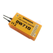 RC Receiver DW710 compatible WFLY 2.4G Receiver For 4 channel WFLY6 WFLY7 WFLY9