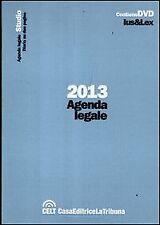 Agenda legale 2013 - [La Tribuna]