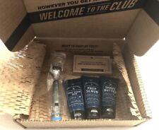 Dollar Shave Club Ultimate Starter Set (4 Cartridges - Executive Razor Handle)