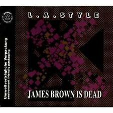 L.A. Style James Brown is dead (1991, #zyx6586) [Maxi-CD]