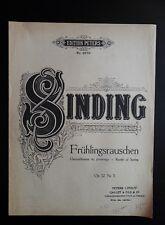 Sinding / Tweet Del Primavera