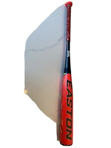 2019 Easton Ghost USA 31/21 Baseball Bat 2-5/8 Barrel. HEAVILY ROLLED BOMBER