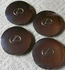 Lexus Lot Of 4 Wheel Center Caps P/N's 899036 Original O.E.M.
