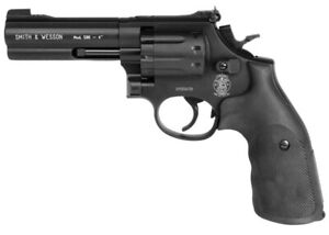 Smith & Wesson 586 4-inch Barrel - 0.177 Germany FREE SHIPPING LOWER 48 States!