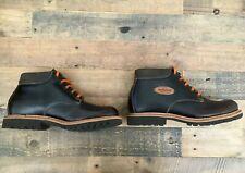 Zamberlan Men's Siena Goodyear Welt Leather Boots, Waxed Brown,  Size 8
