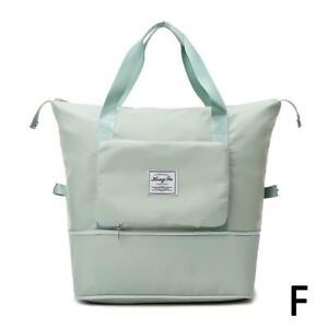 Large Capacity Folding Travel Bag Unisex Large Capacity Bag Capacity Handbag New