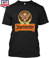 NWT New Jager Bomb Cocktail Jagermeister German Drink Water Soda T-Shirt L-2XL