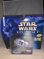 1998 MicroMachines Star Wars Gian Speeder Die-Cast Metal Vehicle-NRFP
