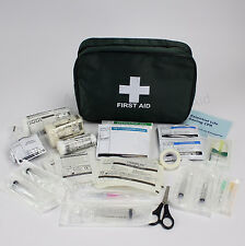 Overseas / International Travel Medical First Aid Kit with Sterile Needles