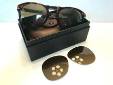 Persol 714 -SM True Steve McQueen Shades Tortoise & B15 Polarized Lenses SWEET!