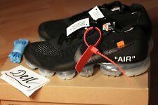 Nike Off White Vapormax Black US 9 42.5 Offwhite OG 2.0 Air Max 90 SB Dunk