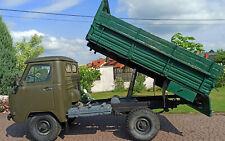 UAZ  3303 (452 D) 4x4 benzin motor, bj 1989. Buhanka LKW