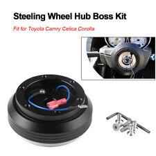 Aluminum Steering Wheel Hub Adapter Boss Kit For Toyota Camry Celica Corolla