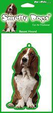 Basset Hound Breed of Dog Fragrant Air Freshener