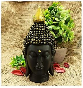 gautam buddha face statue for home decor big size murti buddha showpiece idols f