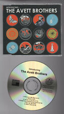 Promo Only THE AVETT BROTHERS Introducing 6 Track OOP 2008 CD-R EP