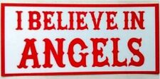 Hells Angels Support Aufkleber I BELIEVE IN ANGELS Sticker Original 81 Support