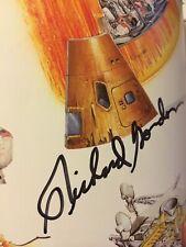 Apollo 12 Astronaut Richard Gordon Signed Book, Moon Landing. DK Discoveries, 19