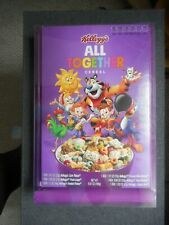 """Kellogg's """"All Together"""" Cereal Box Limited Edition LGBTQ  IN PROTECTOR1"""