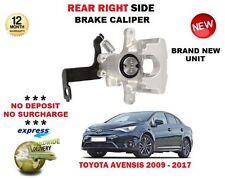 für Toyota Avensis 1.6 1.8 2.0 2.2 D4D 2009-2017 NEU hinten rechts Bremssattel