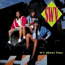 SWV It's about time (1992) [CD]