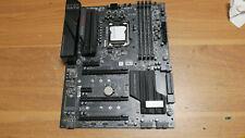 EVGA Z270 FTW K Z270 1151 HDMI SATA 6Gb/s USB 3.1 USB 3.0 ATX  Motherboard