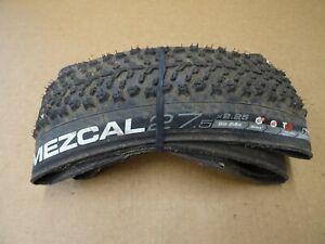 "Vittoria Mezcal 27.5"" x 2.25 Tubeless Ready Tyre 4C G+ TNT Mtb Fast All-Rounder"