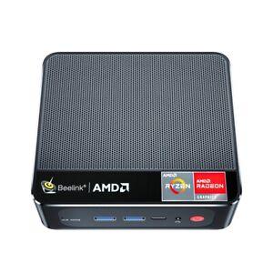 Beelink SER Mini PC Windows 10 Pro AMD Ryzen 7 3750H CPU Up to 4GHz 16GB 512GB