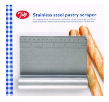 Tala Stainless Steel Pastry Dough Scraper 10A00983