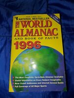 The World Almanac and Book of Facts 1996 (Paperback)