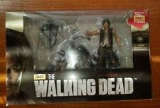 Mcfarlane Series 5 - The Walking Dead - Daryl Dixon With Chopper Deluxe Box Set