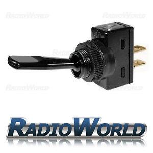 Toggle Flick Switch 12V ON/OFF Car Dash Light 12 Volt SPST